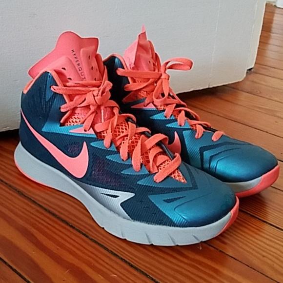 Nike Shoes | Lunarlon High Tops Sz 8